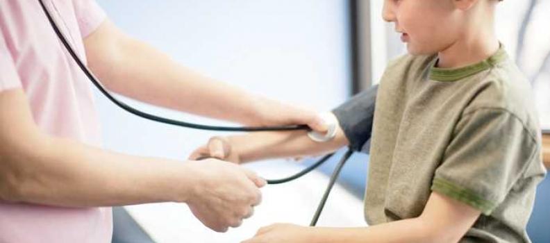 Uşaqlarda Hipertenziya